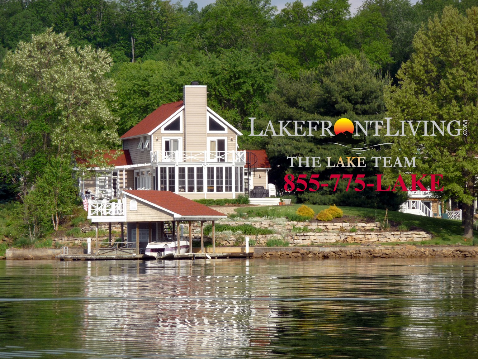 Apple Valley Lake Homes for Sale   Lakefront Living Real Estate